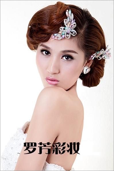 2014新娘化妆造型