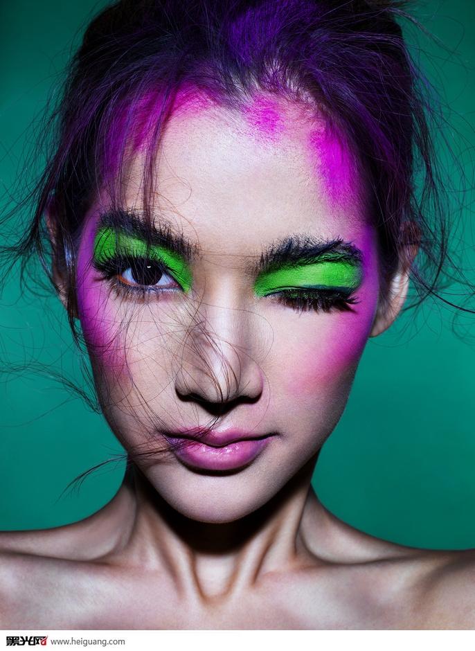 彩妆 化妆造型