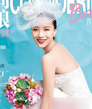 《时尚新娘》杂志封面盘点