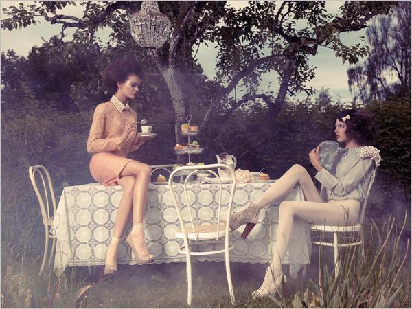 cadosch:复古时尚商业人像摄影(4)