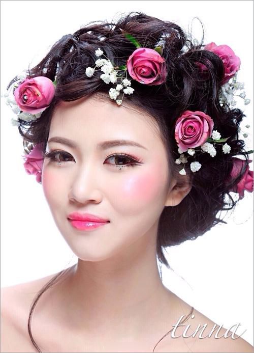 新娘化妆造型赏析 哪一款是你的大爱_妆面赏析_影楼