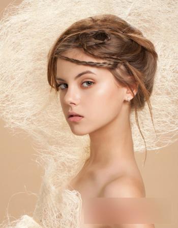 欧美新娘发型设计 复古风再掀热潮