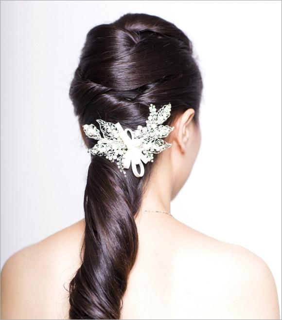 多款新娘发型盘点 哪款是你的最爱(2)