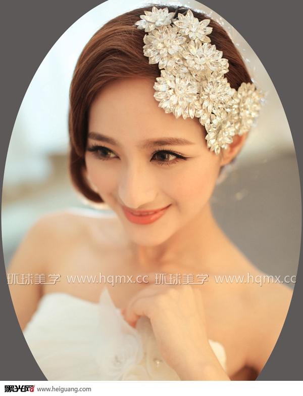 优雅新娘妆