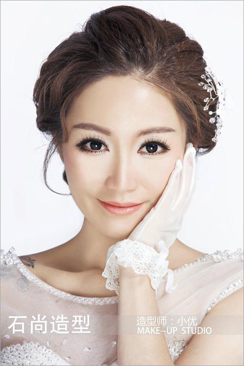 新娘化妆造型步骤详解