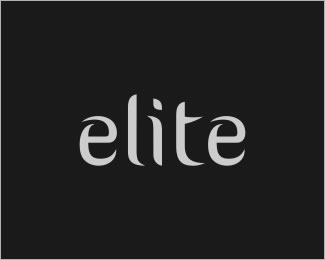 国外创意黑白logo设计欣赏