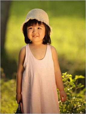 解析儿童摄影技巧