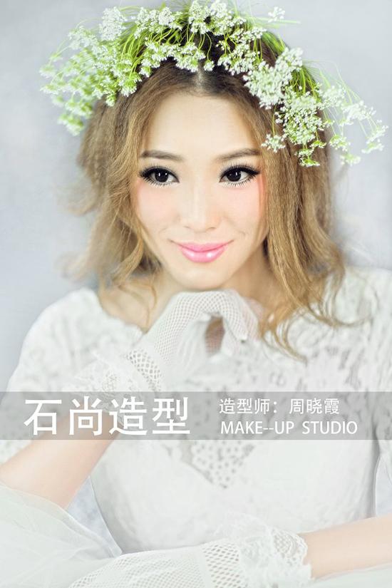 2014年最新花嫁新娘造型组图欣赏