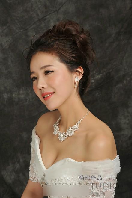 多款新娘造型欣赏 哪款是你的最爱