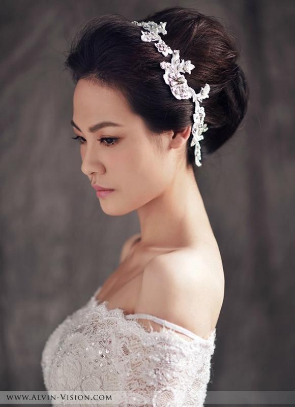 简单的发型美感呈现a发型的新娘平常学生梳的头图片