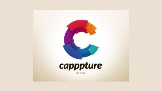 色彩丰富跳跃的logo设计欣赏