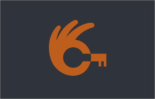 19款创意负空间logo设计欣赏