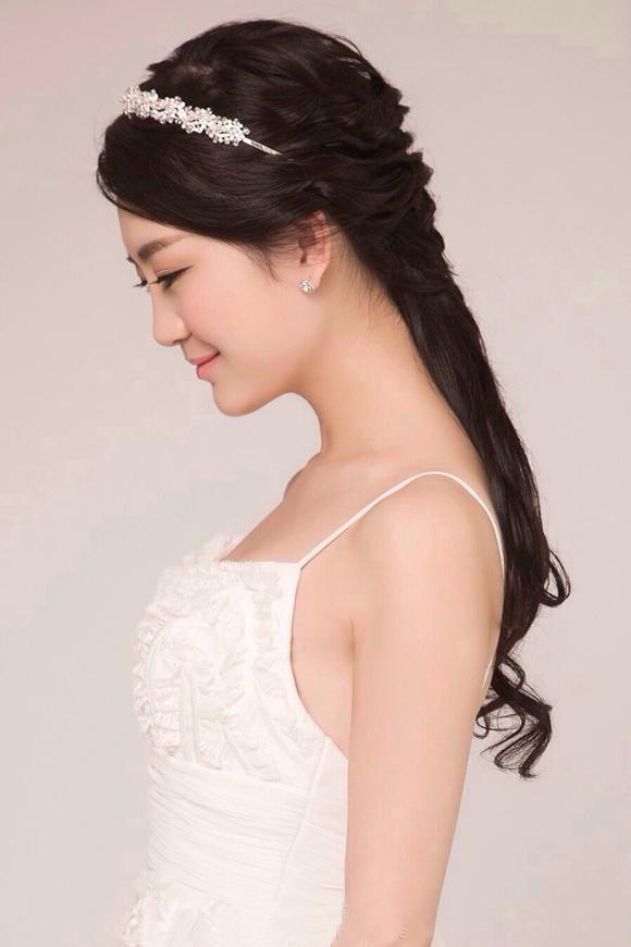 2014小清新新娘发型组图欣赏