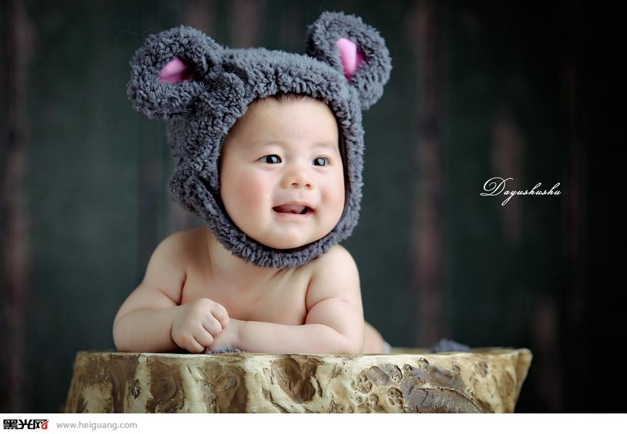 微信头像儿童照唯美可爱