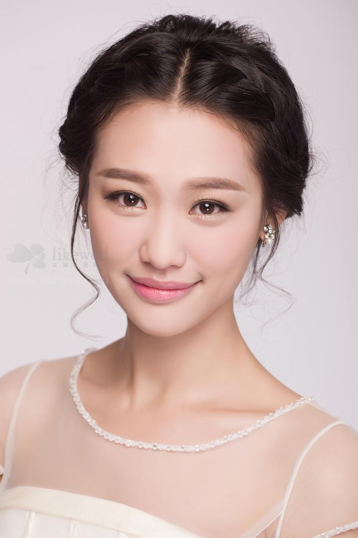 韩式新娘造型(全)_化妆造型_黑光图库_黑光网