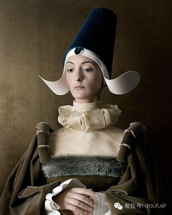 米兰国际--意大利摄影师复古人像摄影展示文艺复兴