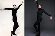 最新影楼资讯新闻-奥黛丽·赫本孙女拍时尚写真 重现《甜姐儿》造型
