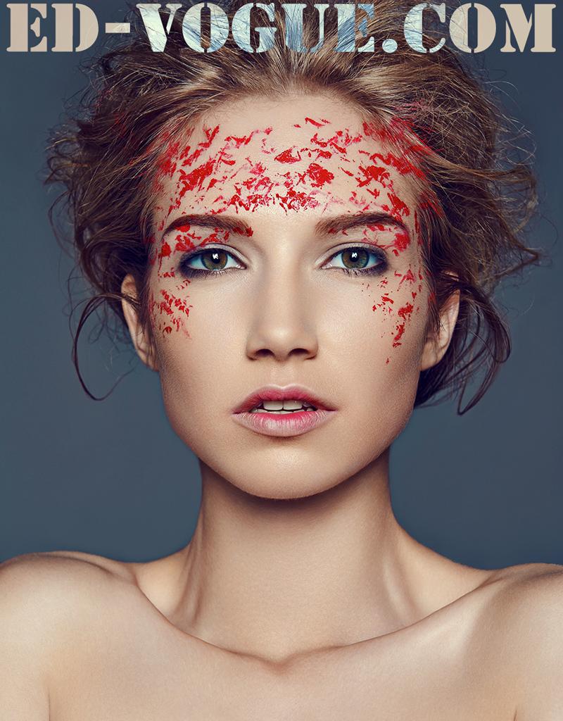 创意妆面(2)_化妆造型_黑光图库_黑光网图片