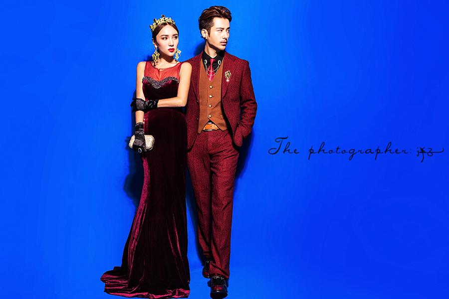 时尚女王婚纱摄影