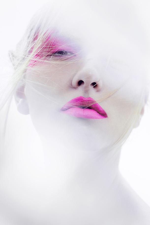 杂志妆容 化妆造型