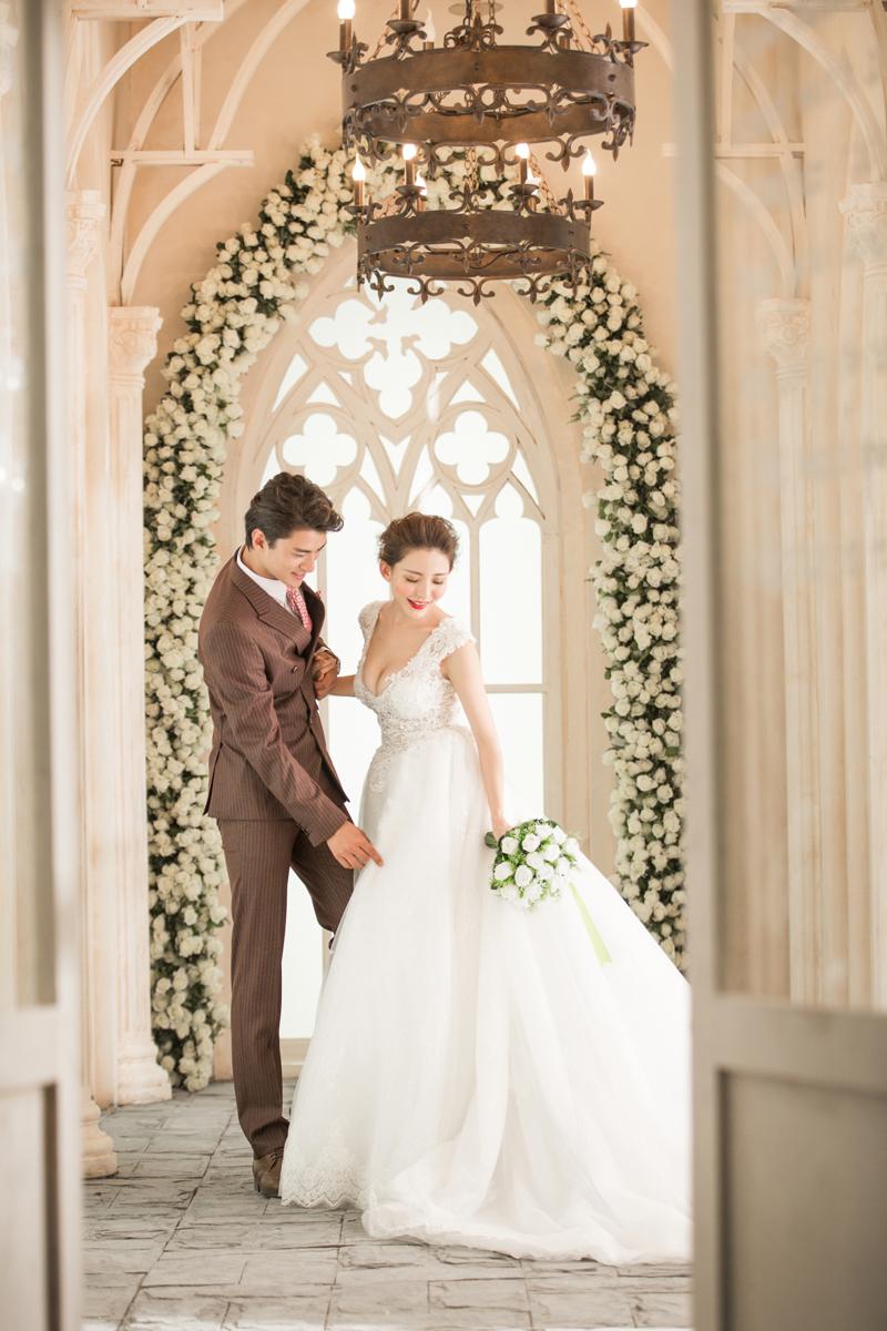 欧式婚礼(3)_婚纱摄影图片