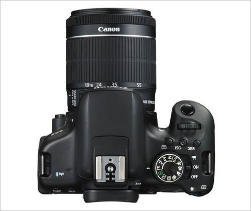 佳能EOS 750D产品照