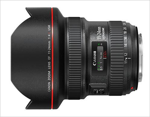 佳能EF 11-24mm f/4L镜头