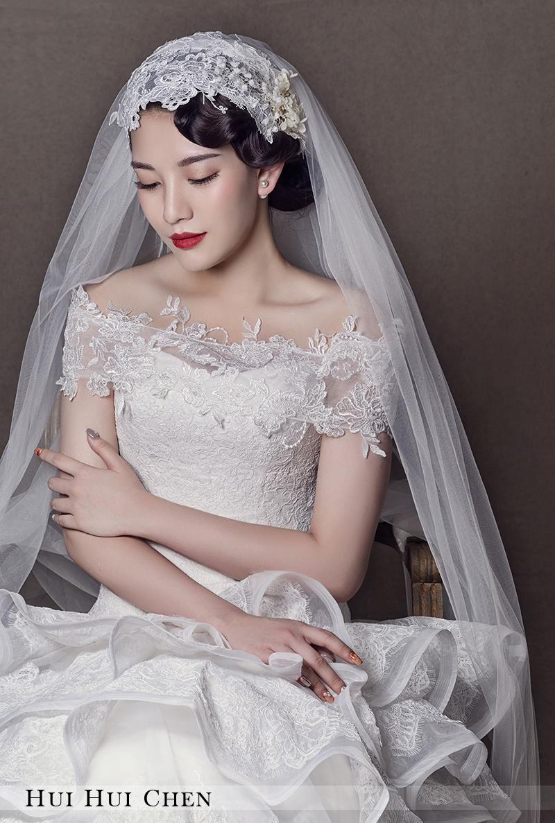 精致新娘妆容全_化妆造型_黑光图库_黑光网图片