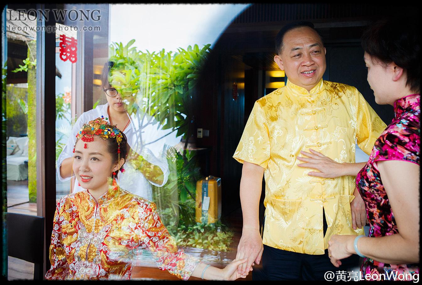 纪实婚礼摄影魅力:LEON WONG照片背后(七)