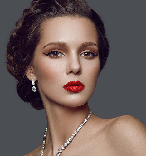 杂志美妆 化妆造型