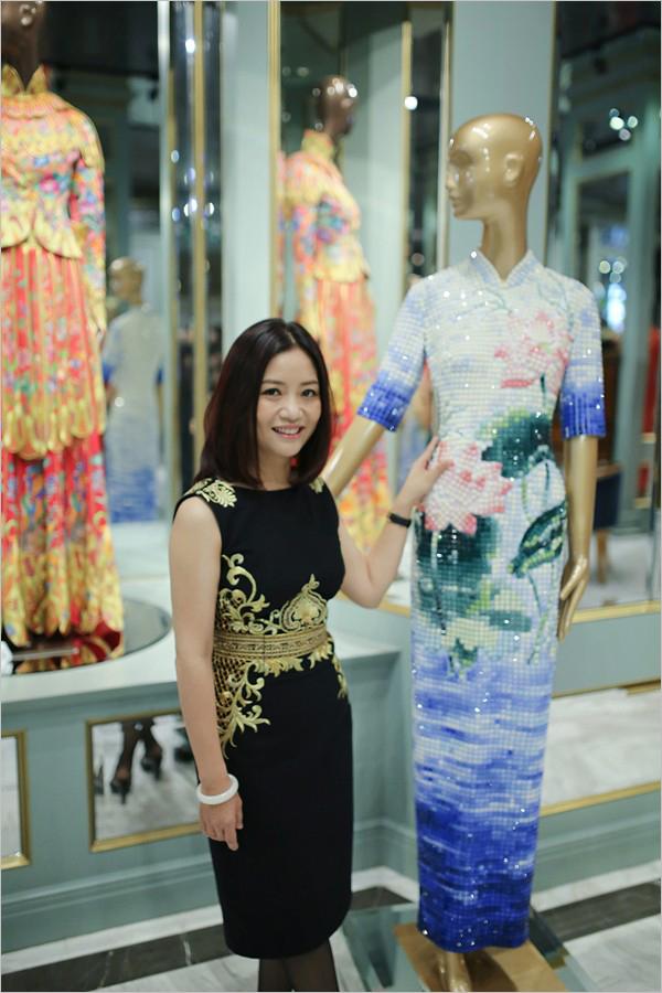顶级婚纱设计师郭培:为中国新娘做最美丽嫁衣