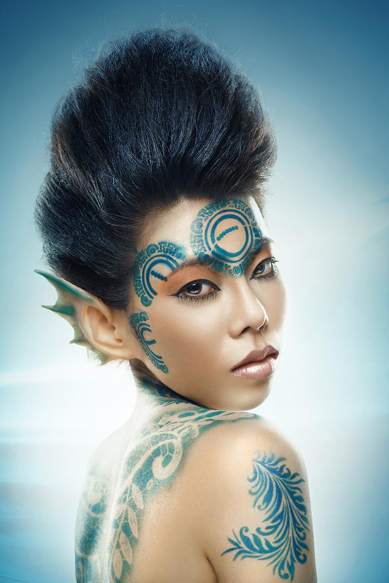 创意彩妆妆面造型图片内容|创意彩妆妆面造型图片图片图片