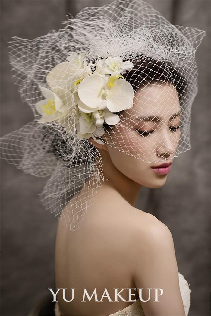 精致新娘造型