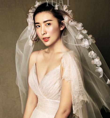 婚纱化妆造型 图片合集