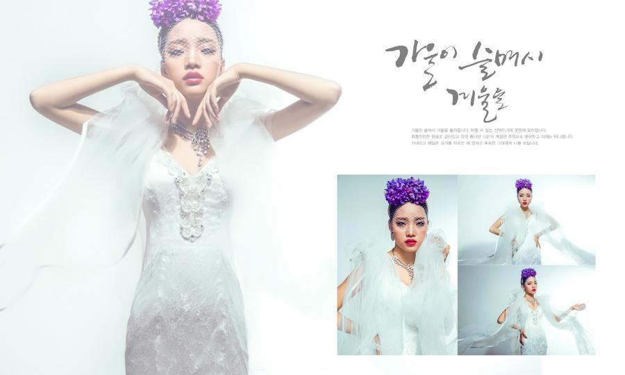 韩风 婚纱照