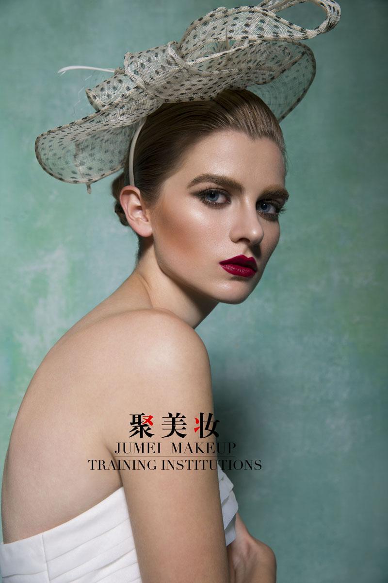 创意新娘妆(3)_化妆造型_黑光图库_黑光网图片