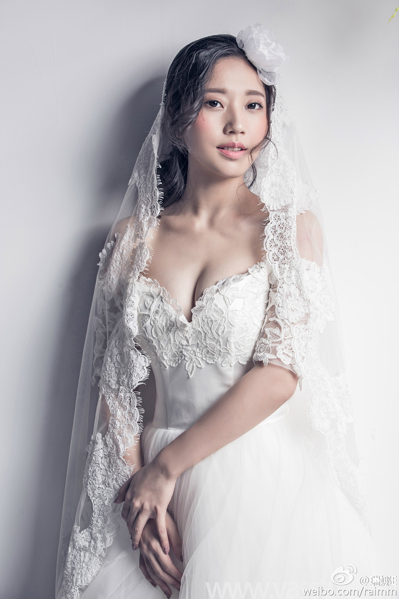 新娘婚纱造型 化妆造型
