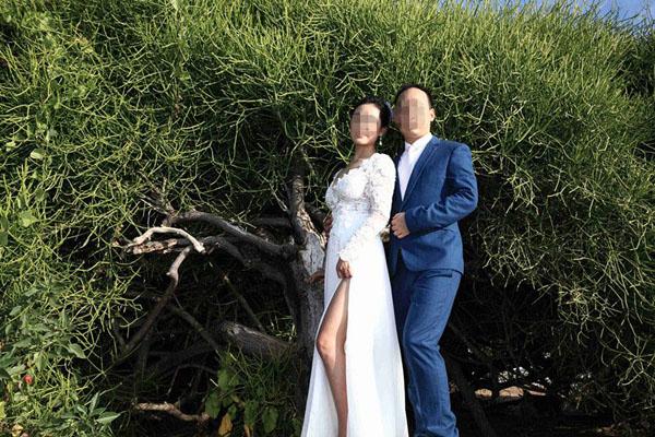 9万赴巴厘岛拍婚纱照 拍出乡土味被嘲笑