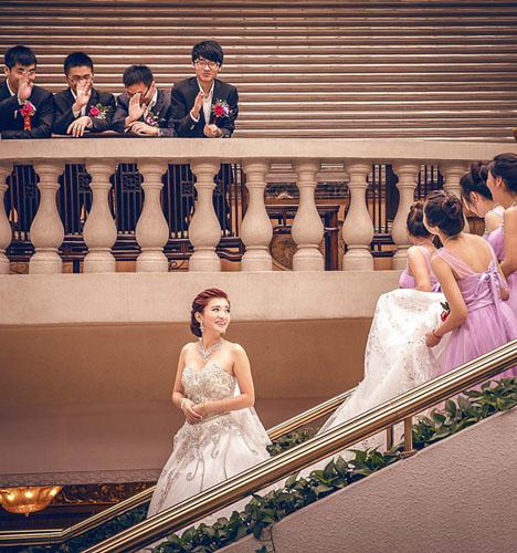 小夜系列作品2 婚礼摄影