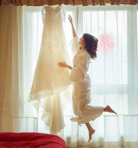 小夜系列作品3 婚礼摄影