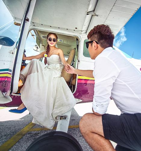 小虫婚礼旅拍系列3 婚礼摄影