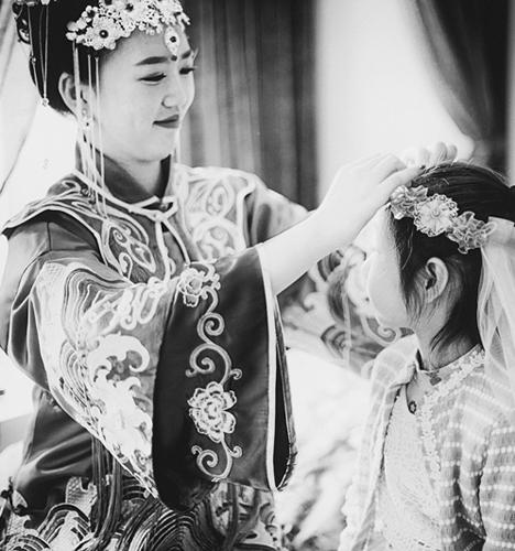 中式婚礼 婚礼摄影