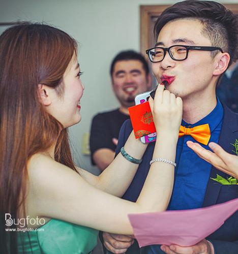 小虫婚礼跟拍系列 婚礼摄影