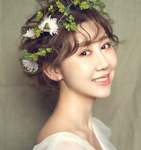 新娘化妆造型-复古帽饰搭配