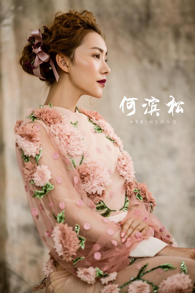 鲜花服装设计图图片
