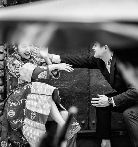 谭啸婚礼跟拍系列 婚礼摄影
