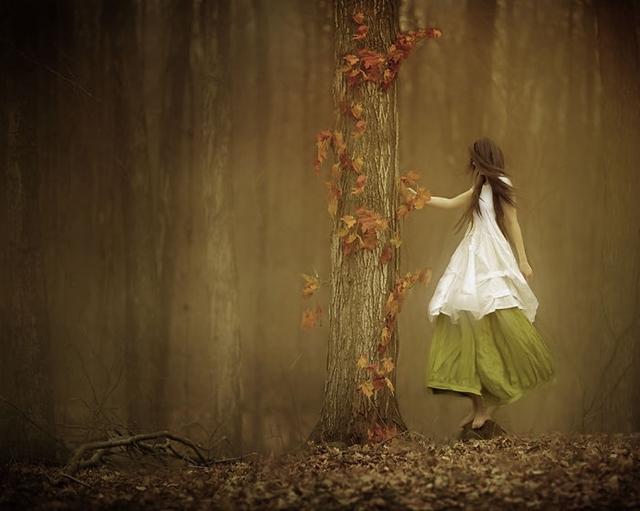 maher的超现实森女风摄影(2)图片