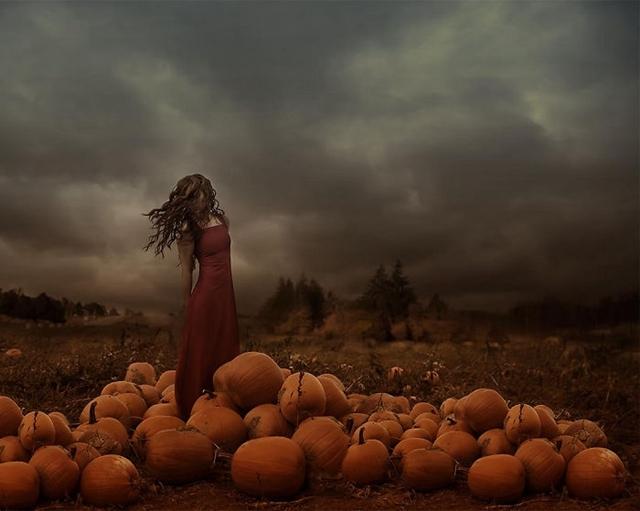 加拿大女摄影师patty maher的超现实森女风摄影(2)图片