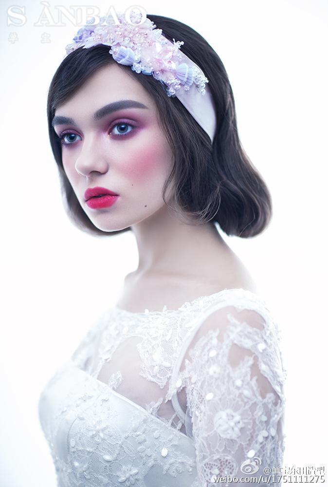 新娘妆容发型篇