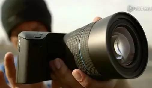 相机革命:日本相机要完了 光场相机来了
